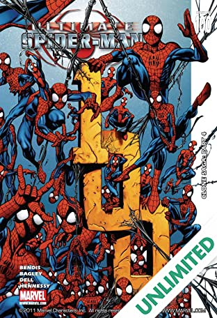 Ultimate Spider-Man (2000-2009) #100